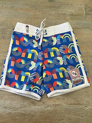 Mambo Boys Board Shorts Excellent Condition Size 3