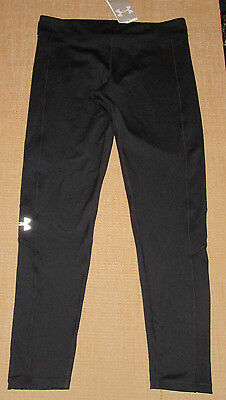 Under Armour Girl's ColdGear Infrared Leggings Pants #1262737 Youth XL NWT
