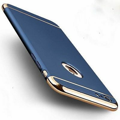 New Thin Electroplate Hard Back Shockproof Case Cover For iPhone 6/ 6S /7/7Plus