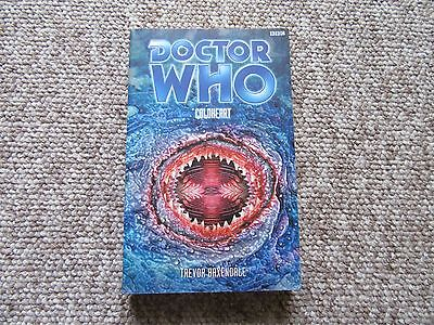 Doctor Who Coldheart BBC Book Eighth Doctor Adventure
