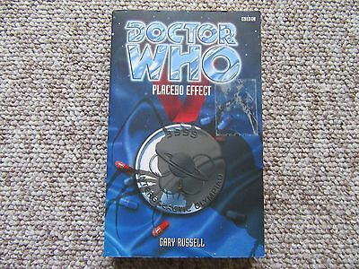 Doctor Who Placebo Effect BBC Book Eighth Doctor Adventure