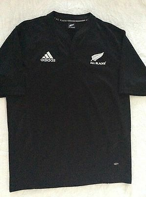 New Zealand All Blacks Rugby Jersey Size XXL