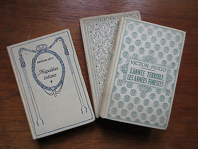 Antique Nelson Collection books