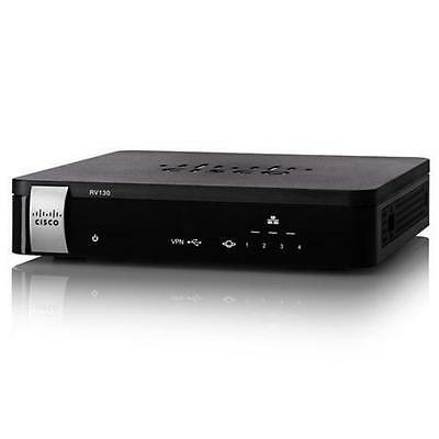 CISCO RV130 - Router VPN multifunzione, USB 3G/4G