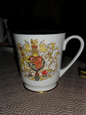 Aynsley - Commemorative Mug - Investiture Of Prince Of Wales - 1969