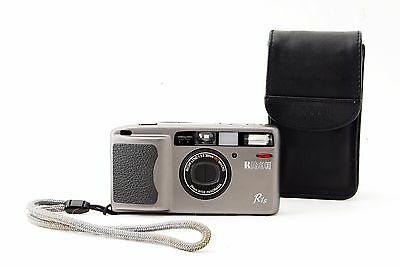 RICOH R1s 35mm Point & Shoot Film Camera [Excellent] w/Case F/S from Tokyo JAPAN