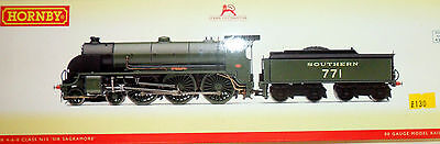 "R3010 Hornby OO  4-6-0 SOUTHERN ""SIR SAGRAMORE"" DCC READY"