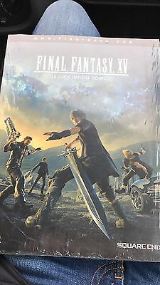 Guide final fantasy 15 neuf