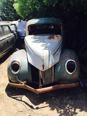 1939/40 Ford Coupe Ute hotrod/rat rod