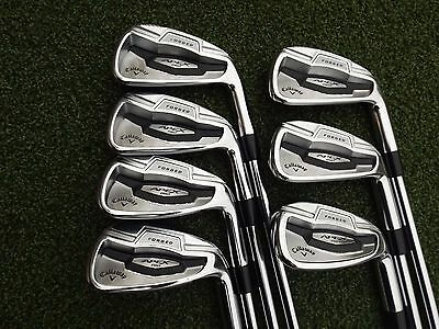Callaway Apex Pro 16 Forged Irons | 4-PW | Project X 6.0 Flighted
