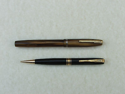 WATERMAN'S FOUNTAIN PEN and PROPELLING PENCIL