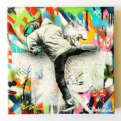 Martin Whatson sought after canvas Climber