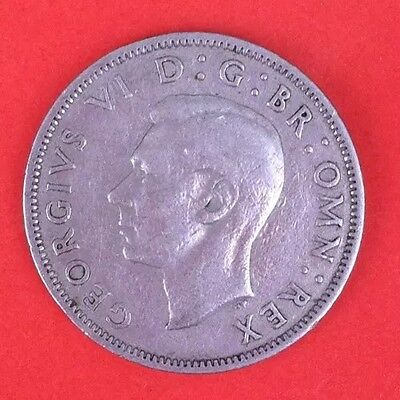 George VI 1947 Two Shillings (1917)