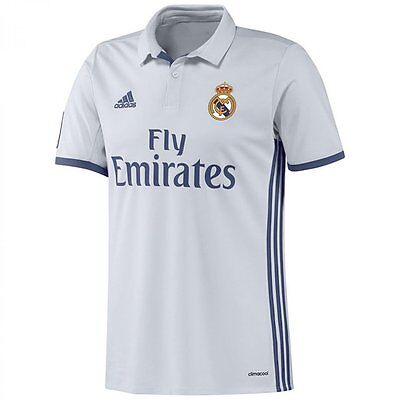 Adidas Real Madrid Official Home Shirt 2016/17
