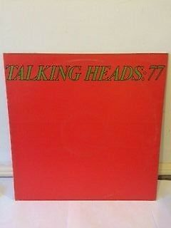 Talking heads-77-1977 Vinyl