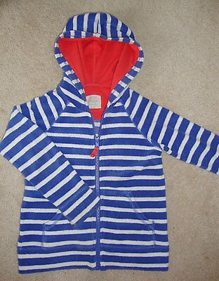 Mini Boden Girls Hoodie - Age 5-6 Years