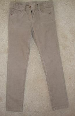Next little girls skinny leg cord jeans - Age 7 years