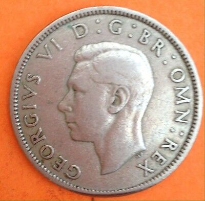 George VI  1951 Two Shillings (1927)