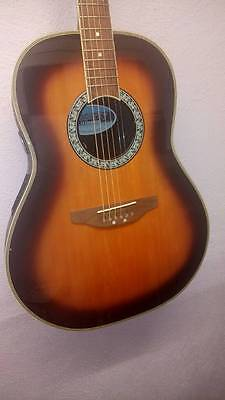 Preowned Ovation Celebrity Electro-Acoustic Guitar