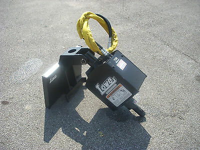 Toro Dingo Mini Skid Steer Attachment Lowe 750 Auger Post Hole Drive - Ship $199