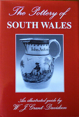 Geoffrey Godden's copy of THE POTTERY OF SOUTH WALES. An Illustrated Guide