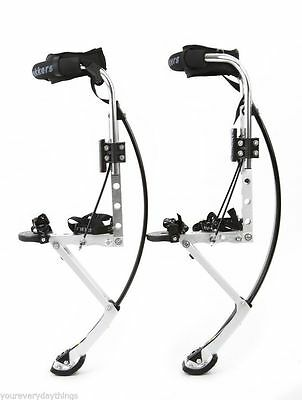 Air-Trekker Jumping Stilts, Youth & Adult Sizes - Free Shipping & Fast Handling