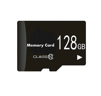 NEW 128GB Class 10 MicroSD Memory Card for GoPro5 Hero Camera