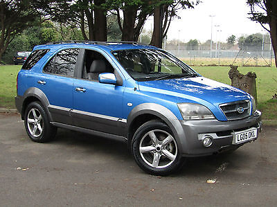 Kia Sorento 2.5CRDi XSE**Diesel Automatic 4x4**Fully Loaded**Ideal For Towing**