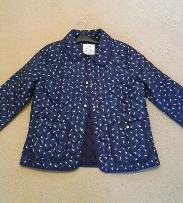 New Look ladies size 12 quilted jacket