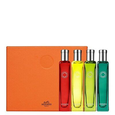 Collection Colognes Hermes Nomades