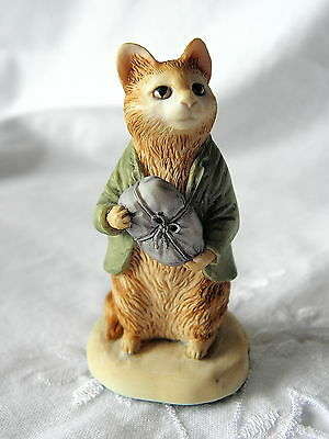 Border Fine Arts ~ Beatrix Potter ~ Ginger The Cat ~ Bpm18