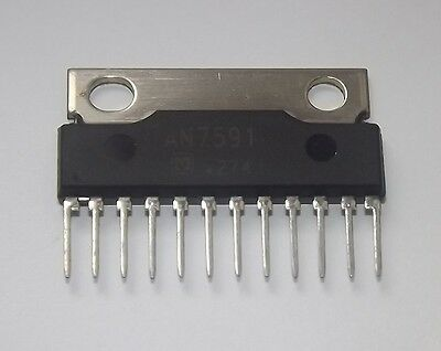 AN7591 power amplifier IC