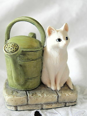 Border Fine Arts ~ Beatrix Potter ~ Cat With Watering Can ~  Gold Label