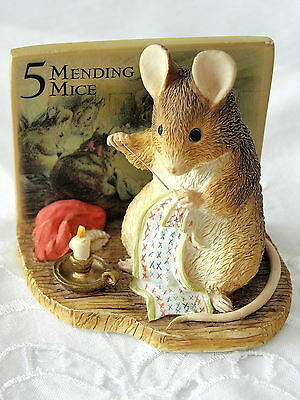 Border Fine Arts ~ Beatrix Potter ~ Selection Of Miniature  Figurines