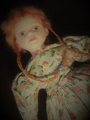 Paranormal Spirit Vessel Haunted Doll - Anne