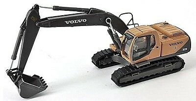 Volvo Ec210 Tracked Excavator Die Cast Model New & Sealed 1:87/ho Scale