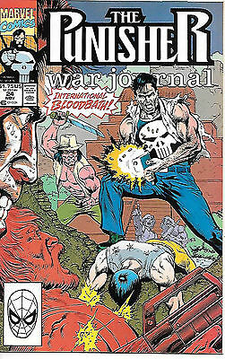 The Punisher: War Journal #24 (1990; vf+ 8.5) 100 more in our eBay shop