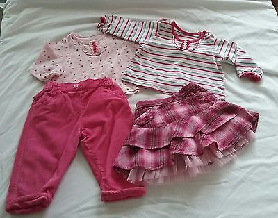 baby girls clothing bundle age 3-6 months