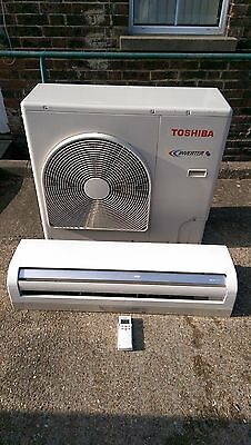 Toshiba Inverter HEAT PUMP - WALL Mounted system Complete RAV-SM562KRT-E 5Kw