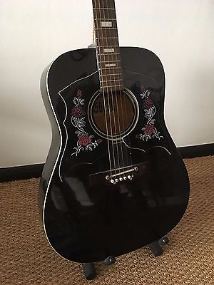 Old Acoustic Kay Guitar
