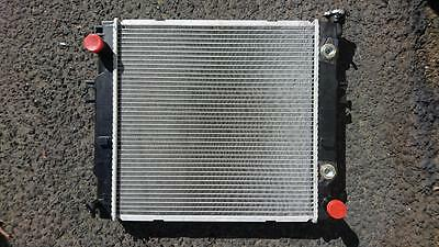 90-11 Toyota Forklift Radiator OEM# 16410U220071, 16410U220171 (ONE oil cooler)