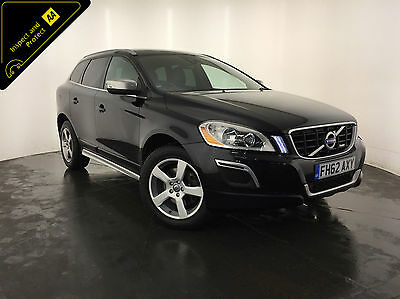 2013 Volvo Xc60 R-Design Nav D5 Awd Automatic 1 Owner Service History Finance Px