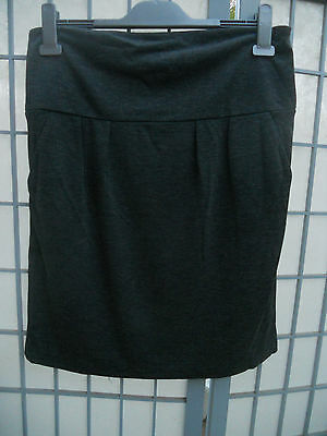 Ladies Patch Maternity Knit Pocket Pencil Skirt  Size M  BNWT