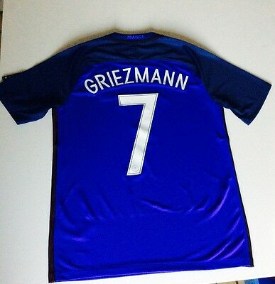 Maillot Stadium France Football 2016/2017 - Griezmann - taille M