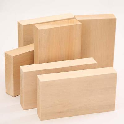 Lime Carving Blanks, 36mm thick, Sawn, Rectangles