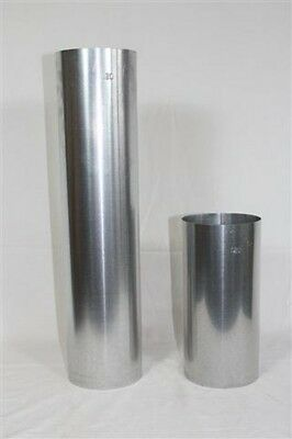 Stove pipe / Flue pipe FAL Ø80mm Length 1000mm