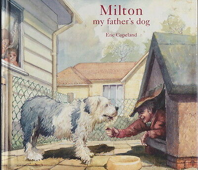 Old English Sheepdog Story  Milton My Father's Dog