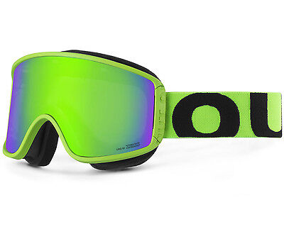 Out Of Shift Goggle Fluo Green Gren Mci