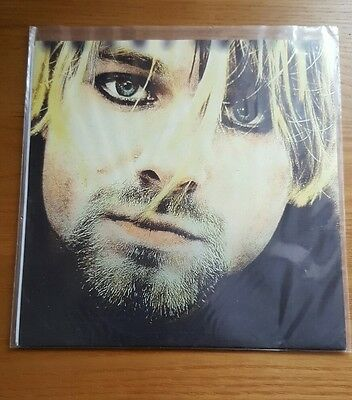 Nirvana vinyl limited edition EP very rare