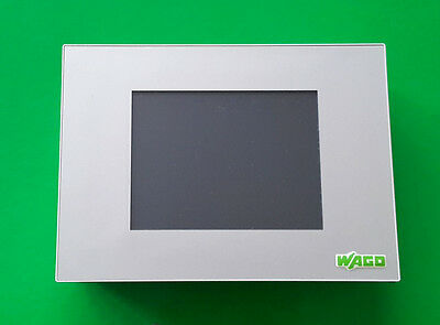 "WAGO 762-3057 PERSPECTO CP57 Control Panel 5,7"" with Target Visualisation"